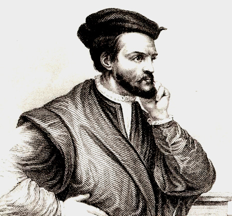 L'explorateur Jacques Cartier